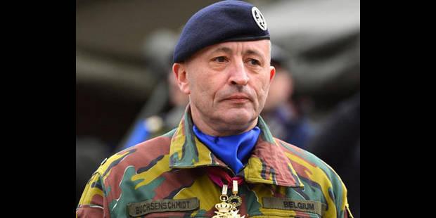 Un Belge à la tête de l'Eurocorps - La DH