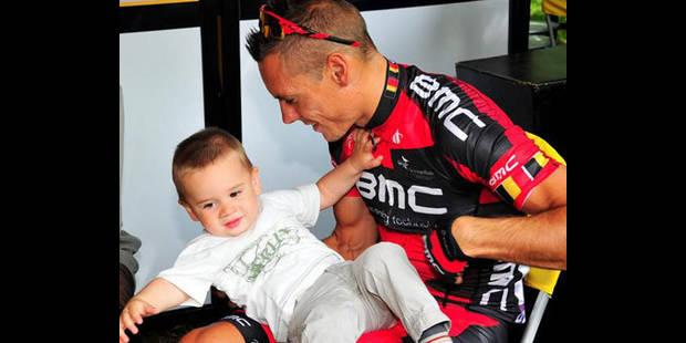 Gilbert veut être en forme pour le Tour de Belgique - La DH