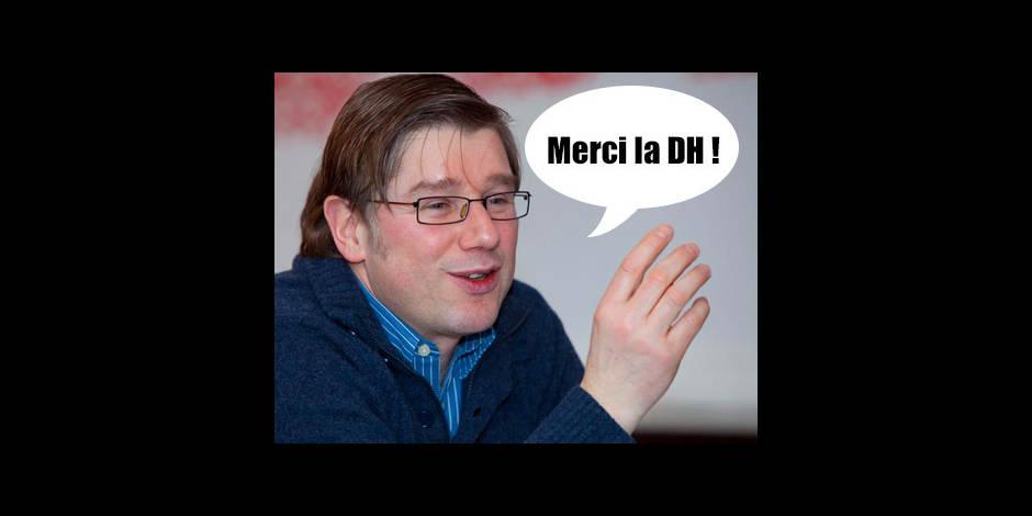 Jean Quatremer répond à la DH