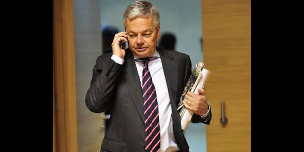 Didier Reynders prêt à devenir ministre-président bruxellois - La DH