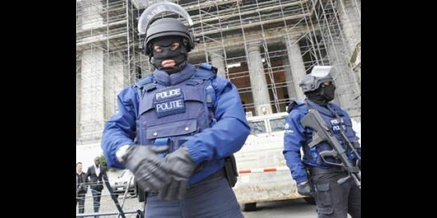 Menace terroriste sur le palais de justice - La DH