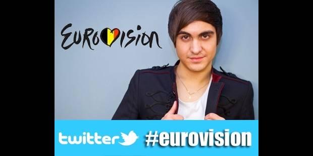 Eurovision: Suivez le live-tweet de la finale - La DH