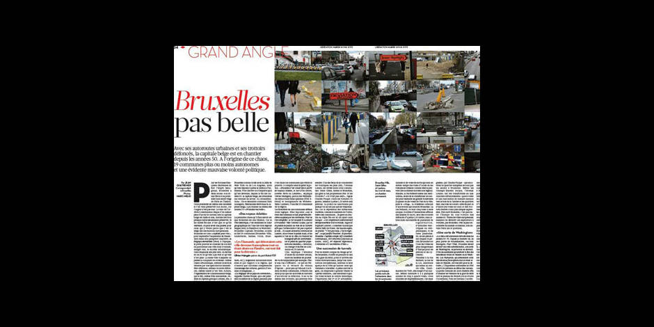Quand Libé assassine Bruxelles