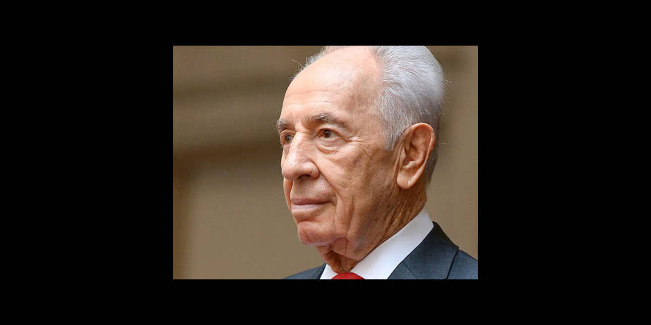Shimon Peres invite le pape à se rendre à Jérusalem