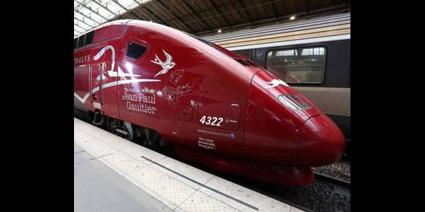 Circulation ferroviaire rétablie entre Bruxelles et Paris - La DH