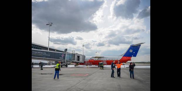 Catastrophe à Brussels Airport - La DH