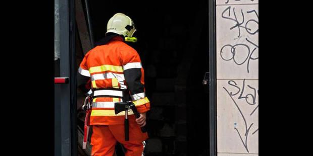 Important incendie dans un restaurant du centre-ville à Waremme - La DH