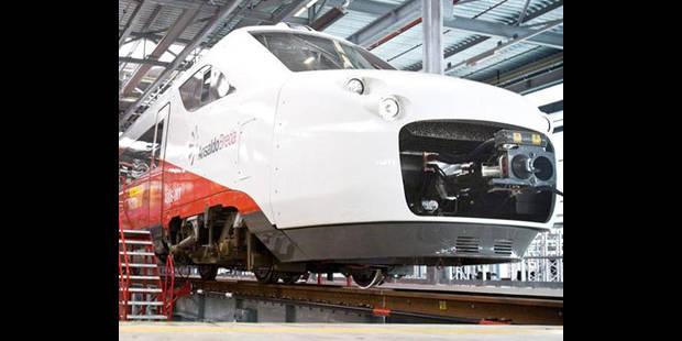 "La SNCB va évaluer ""en interne"" les informations du fabricant du Fyra - La DH"
