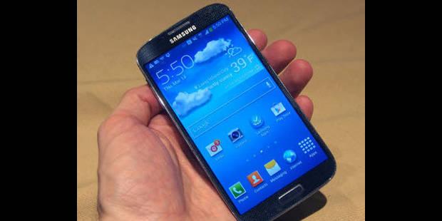 Samsung sort son S4 pour croquer encore un peu de pomme - La DH