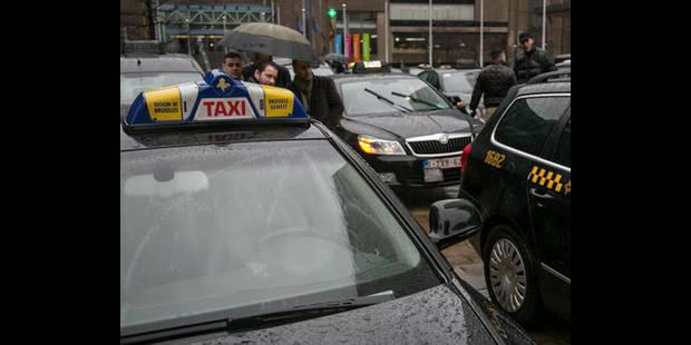 Les taxis bruxellois plus chers dès le 1er mai - La DH