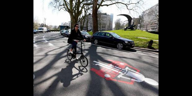 Priorité aux cyclistes - La DH
