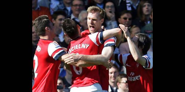 Premier League: Arsenal revient sur le podium en battant Fulham - La DH