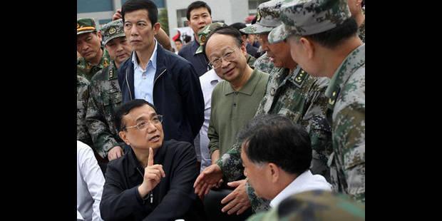 Séisme en Chine: 152 morts, selon un nouveau bilan officiel - La DH