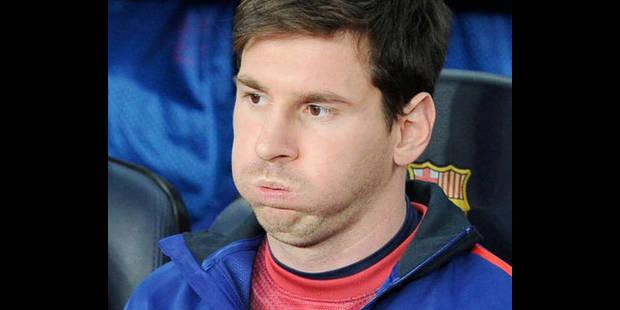 Messi est bien du voyage à Munich - La DH