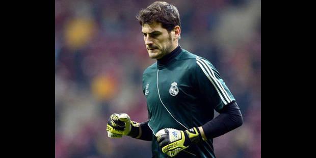 Casillas, rejeté par Mourinho, chouchouté par Del Bosque - La DH