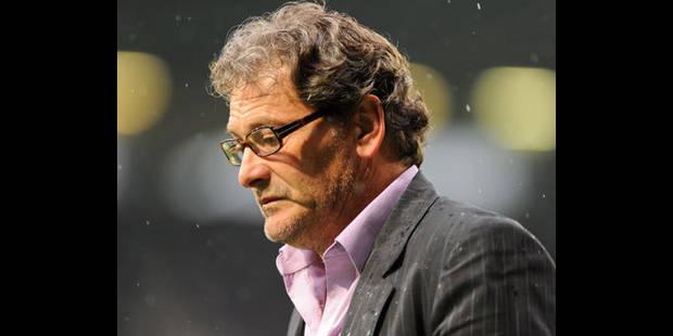 Jacky Mathijssen quitte le Beerschot - La DH