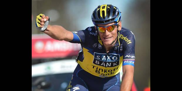 Kreuziger crée la surprise en s'imposant à l'Amstel Gold Race - La DH