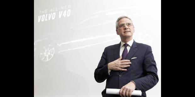 Le patron de Volvo appelle à des réformes économiques structurelles en Belgique - La DH