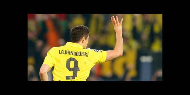 Lewandowski �touffe le Real (4-1)