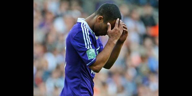 Anderlecht accepte la suspension de Odoi - La DH