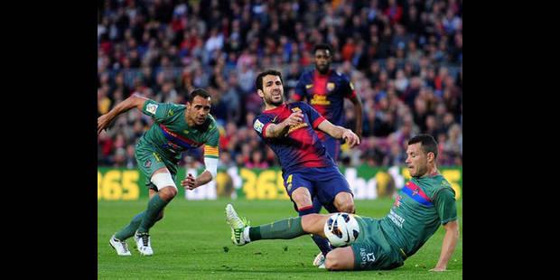 Liga : Barça et Real en bons élèves avant la Ligue des Champions - La DH