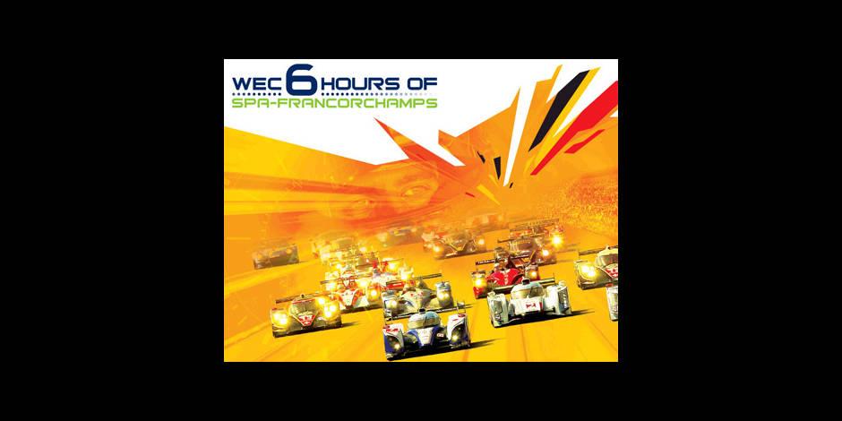 Gagnez 80 places pour les 6 heures de Spa-Francorchamps