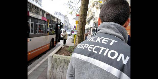 Contrôle dans les transports publics à Bruxelles: 36 personnes arrêtées - La DH