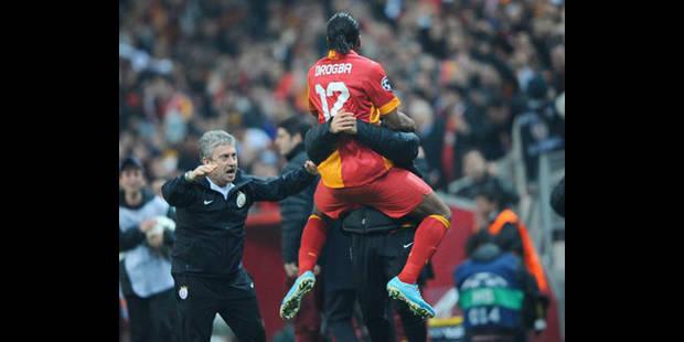 Le Real se fait peur à Galatasaray mais passe (3-2) - La DH