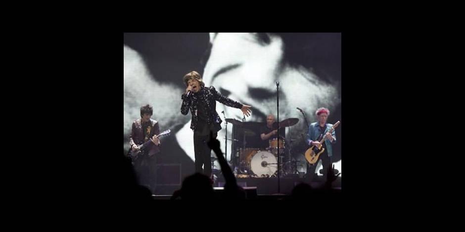 Rolling Stones: 65.000 billets vendus en 5 minutes