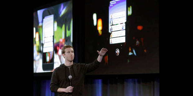 Facebook dévoile son propre logiciel pour les téléphones Android - La DH