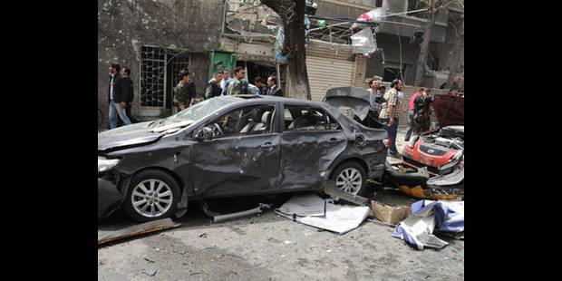 Au moins douze Belges tués en Syrie - La DH