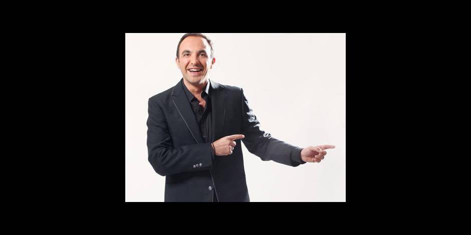 Nikos Aliagas : papa chanteur