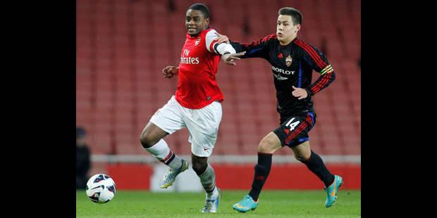 Anderlecht suit un Néerlandais d'Arsenal - La DH