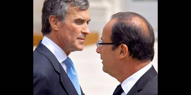 """Hollande : """"Jérôme Cahuzac n'a bénéficié d'aucune protection"""" - La DH"""