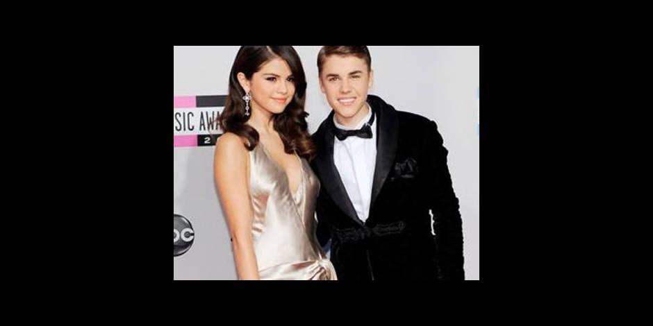Justin Bieber : torturé par ses sentiments pour Selena Gomez