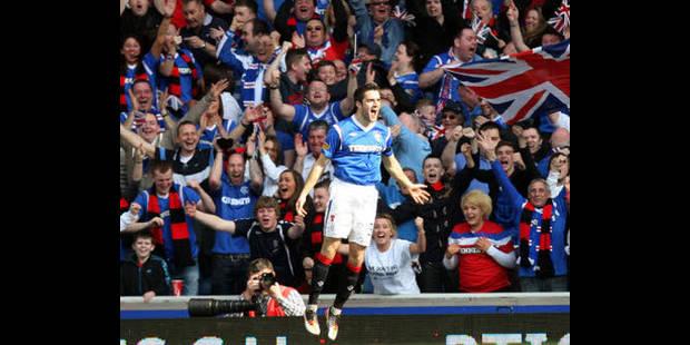 Les Rangers sont champions - La DH