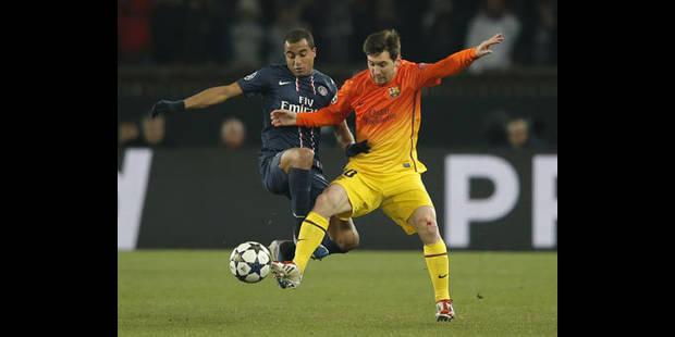 Messi incertain pour le match retour contre le PSG - La DH