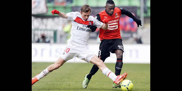 Ligue 1: le PSG évite le piège rennais (0-2) - La DH