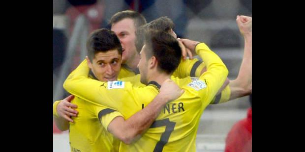 Dortmund retarde le sacre du Bayern - La DH