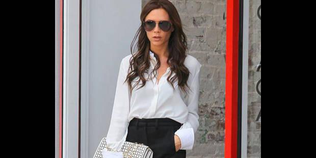 Victoria Beckham : des sacs intemporels - La DH