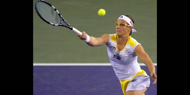 Miami: Kirsten Flipkens éliminée en quarts de finale par la tenante du titre - La DH
