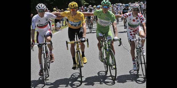 Le Tour De France 2015 Sélancera Du Qatar La Dh