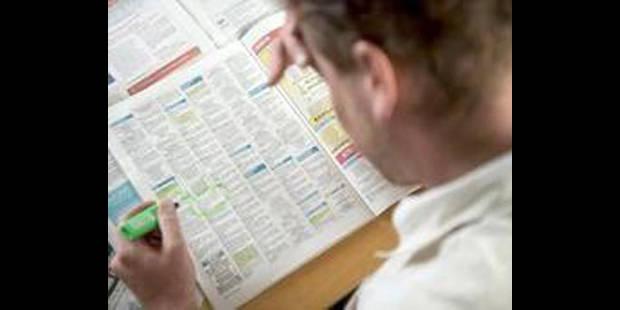 11.000 chômeurs de plus en un an - La DH