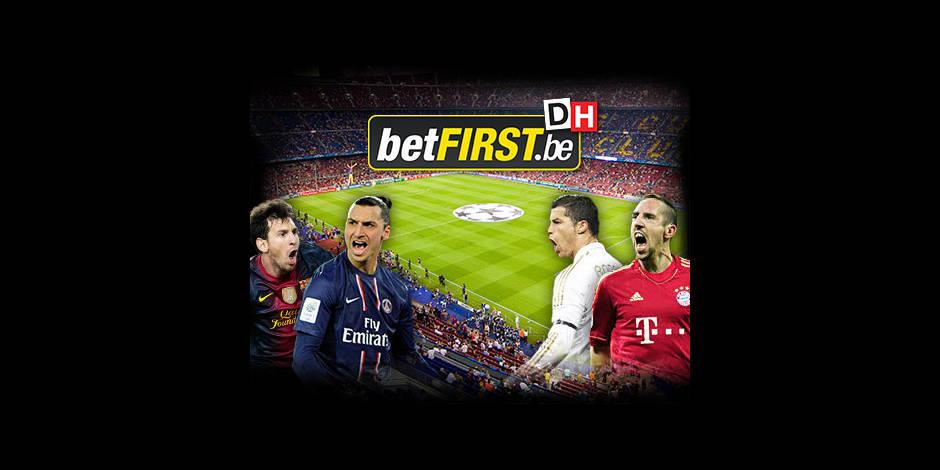 Pariez sur la Ligue des Champions et bénéficiez de nos bonus