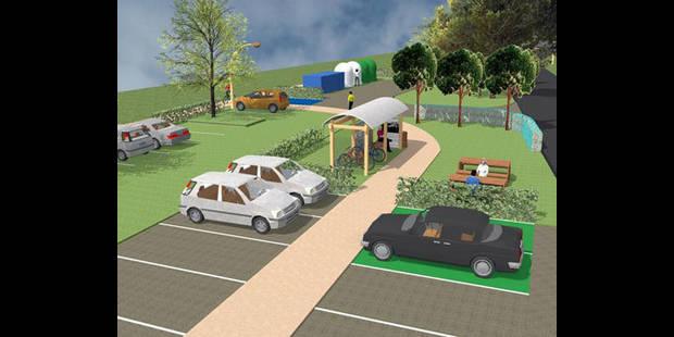 5millions pour 54 parkings  en province de Liège - La DH