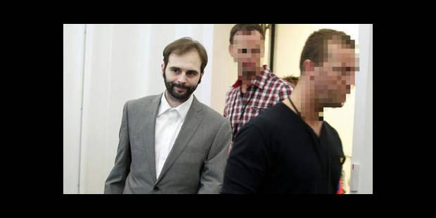 Kim De Gelder condamné à la perpétuité - La DH