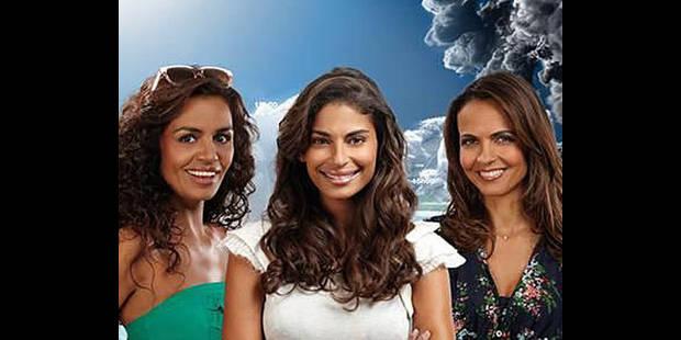Tatiana Silva, nouvelle miss météo de M6 ! - La DH