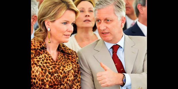 """Prince Philippe: l'abdication """"est une décision personnelle du Roi"""" - La DH"""
