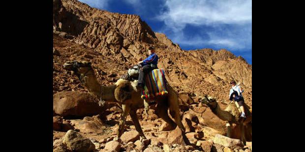 Sinaï égyptien: la touriste enlévée est Norvégienne et non Belge - La DH