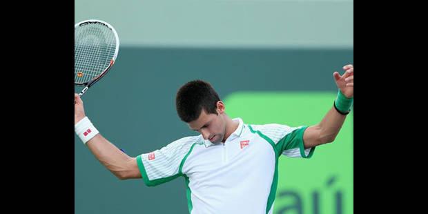 Miami: Djokovic sorti en 8e de finale ! - La DH
